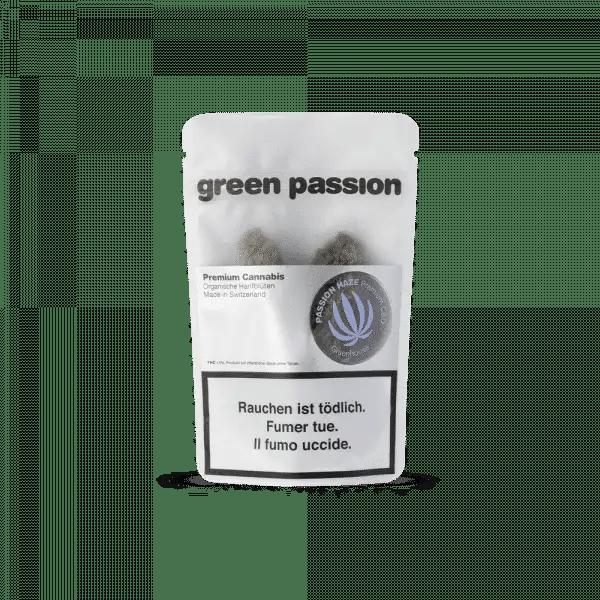 Green Passion Passion Haze Greenhouse, CBD Flowers