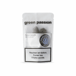 Green Passion Passion Haze Outdoor, CBD Flowers