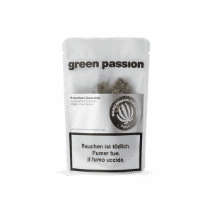 Green Passion Outdoor White Passion, Fleurs CBD