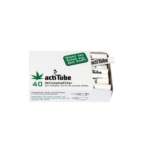 actiTube Aktivkohlefilter - Standard, Joint Filter