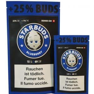 Starbuds Blueberry