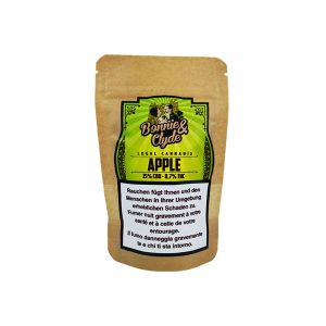 Bonnie & Clyde Apple, CBD Flowers