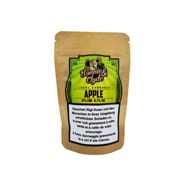 Bonnie & Clyde Apple