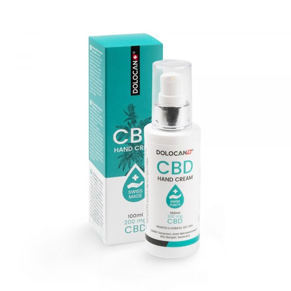 Dolocan CBD Hand Cream, Face Care