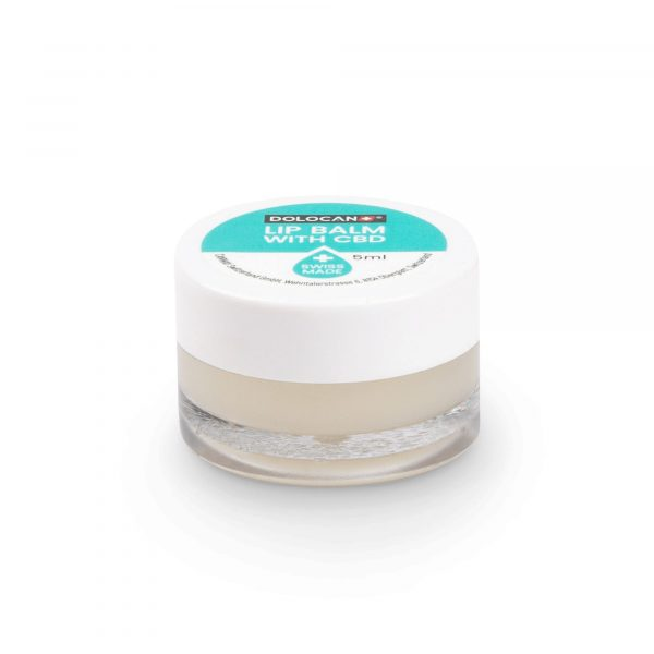 Dolocan CBD Lippenbalsam, Gesichtspflege