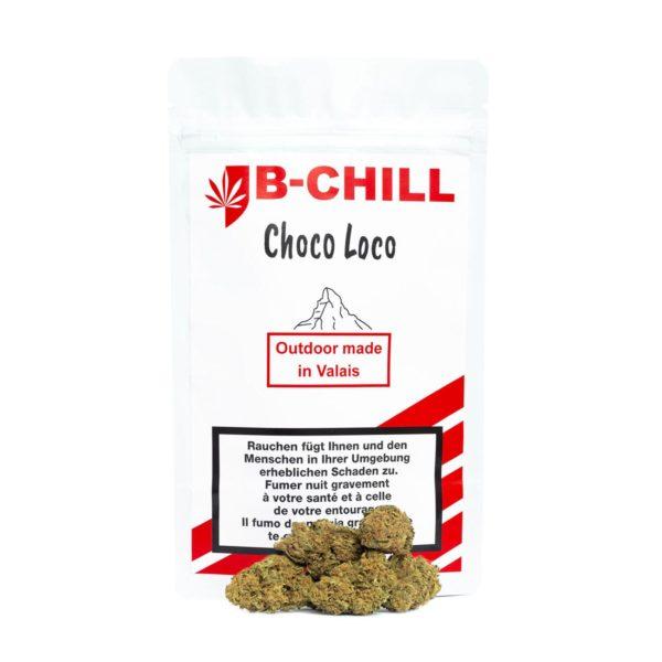 B-Chill Choco Loco, Fleurs CBD