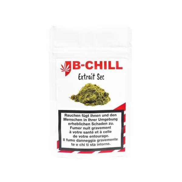 B-Chill B-Chill Extrait Sec, Pollen CBD