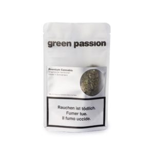 Green Passion Limited Amnesia, CBD Flowers