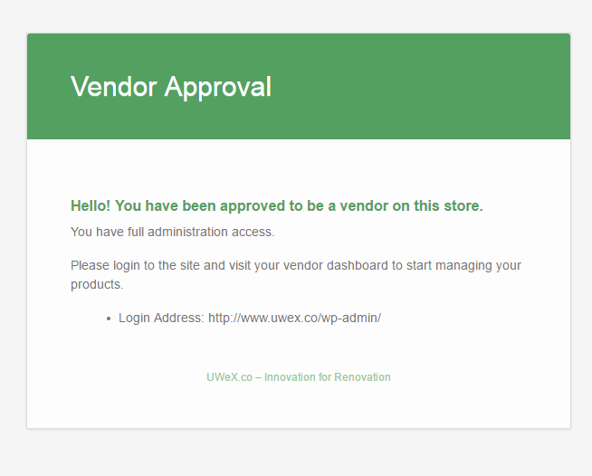 vendor-approval-email