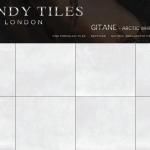 Gitane Arctic White by Trendy Tiles