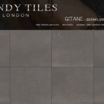 Gitane Bering Grey by Trendy Tiles