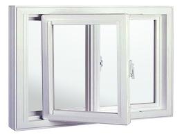 Single Slider Tilt Window