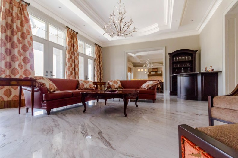 Great Room by Ambience