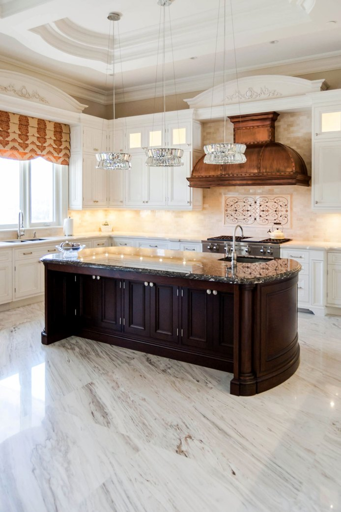 Main Kitchen by Ambience