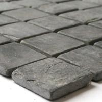 Black Slate Mosaic - Wall tile