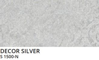 Tau Sassari Decor Silver
