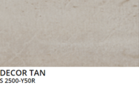 Tau Sassari Decor Tan Floor Tile