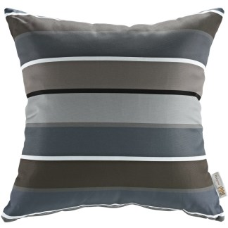 Priest River Stripe pillow - home decoration