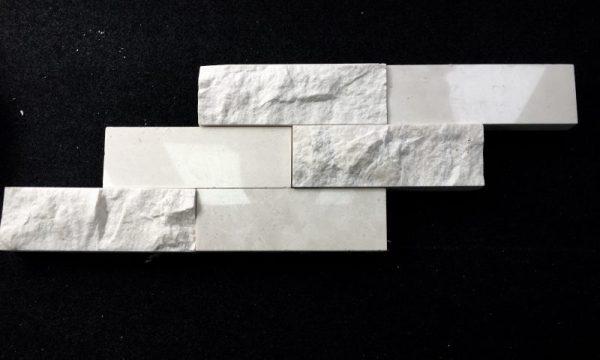 Vanilla Polished & Split Mix Wall Tile