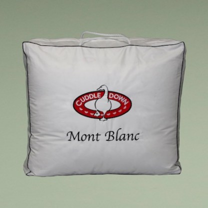 Mont Blanc Cotton Storage by Cuddle Down Products