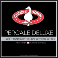 Percale Deluxe Collection by Cuddle Down Products