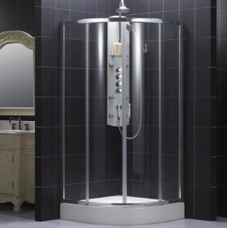 Victoria 32 Inch Double Door Shower Enclosure