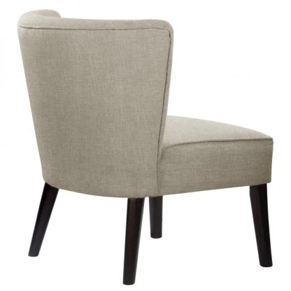 Elizabeth Accent Chair Back