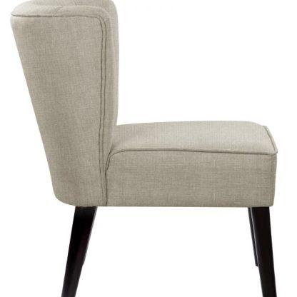 Elizabeth Accent Chair Side