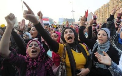 """""""She was… at Tahir Square""""  Friday, November 16"""