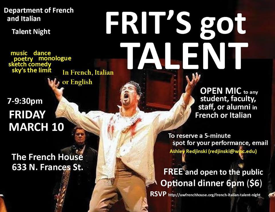 FRIT's got talent
