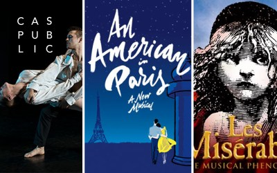 Save on tickets to 3 shows at the Overture Center