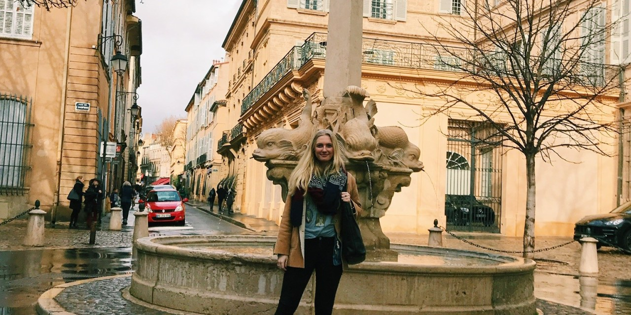 Discovering Aix-en-Provence with Kristin Ehlert