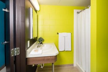 VIP Room, Washroom