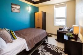 VIP Room, Bedroom