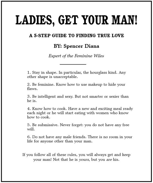 Ladies!!!