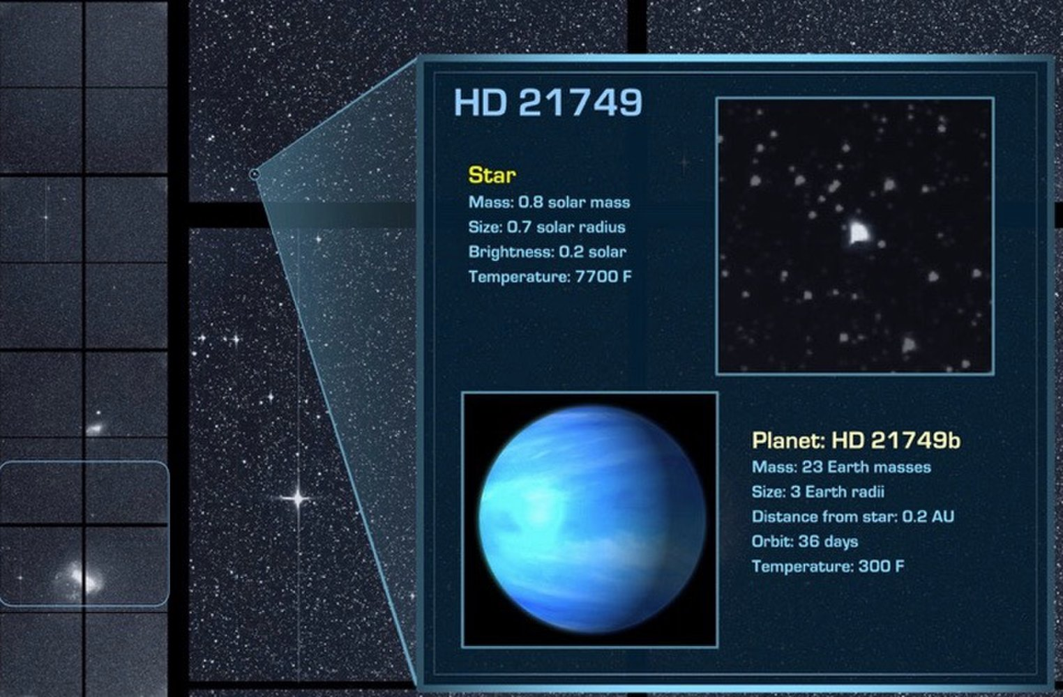 New Planet Found Outside Solar System