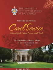 UWI Mona programme