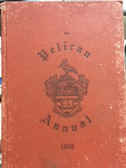 First Pelican annual (Collection, UWI Museum)