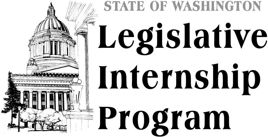 Washington State Legislative Internship Information