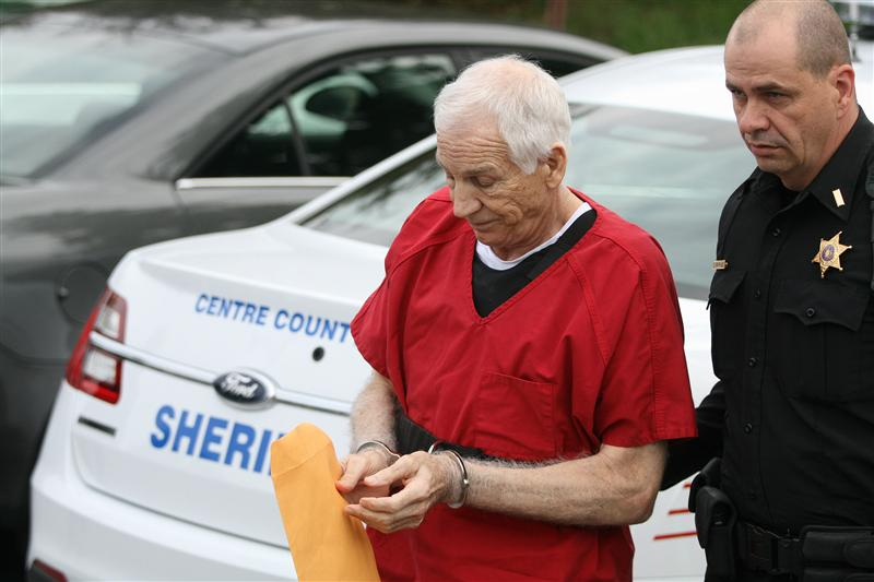 Jerry Sandusky Sentenced To 30 To 60 Years In Prison UWire