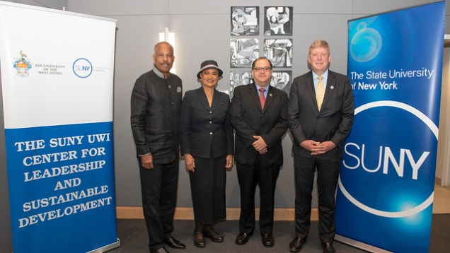 UWI_SUNY GLOBAL PARTNERSHIPS FOR CLIMATE ACTION