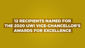 12-recipients-named-for-the-2020-UWI-Vice-Chancellor's-Awards-for-Excellence