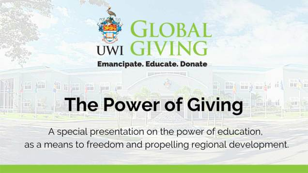 Global GIving- Power