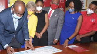 NCB Foundation and The UWI