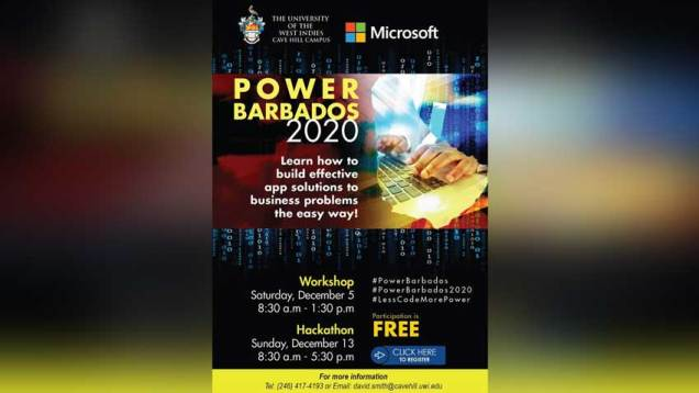 The-UWI-Cave-Hill-and-Microsoft-offer-regional-app-building-workshop
