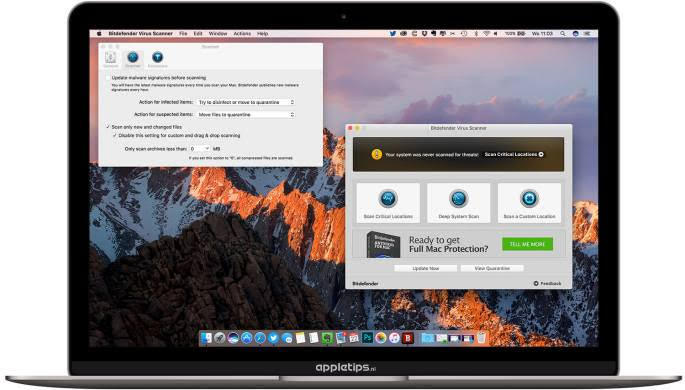 Mac Virusscanner