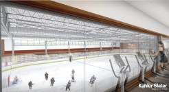 Nat ice rink concept