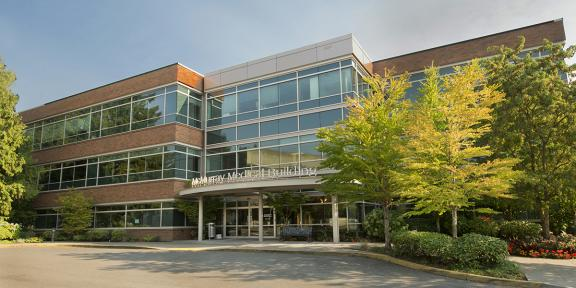 Image of the UW Medicine Multiple Sclerosis Center. The UW Medicine Multiple Sclerosis Center is an award-winning specialty center where a team of experts address patients' individual needs, including accurate diagnosis, differentiation of MS from other mimicking conditions (for instance, neuromyelitis optica, optic neuritis, transverse myelitis), treatment, rehabilitation and symptom management for optimal outcome and well-being.