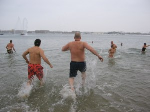 The Annual Plunge, 2006