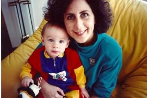 HJ & Me Yellow Chair 1991